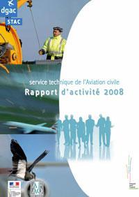 Rapport d'activité 2008